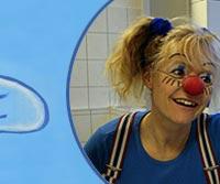 zirkus-himmelblau.de - Zirkus und Mitmachzirkus f�r Kinder, Ferien und Urlaubs Gestaltung f�r Kinder und Erwachsene